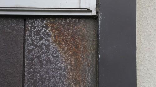 28年経過-金属サイディングボードの外壁