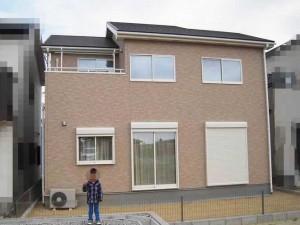 我が家の画像
